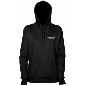 Women's Premium Pullover Hoodie - Embroidered logo