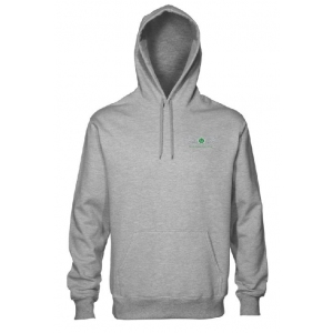 Men's Premium Pullover Hoodie - Embroidered logo